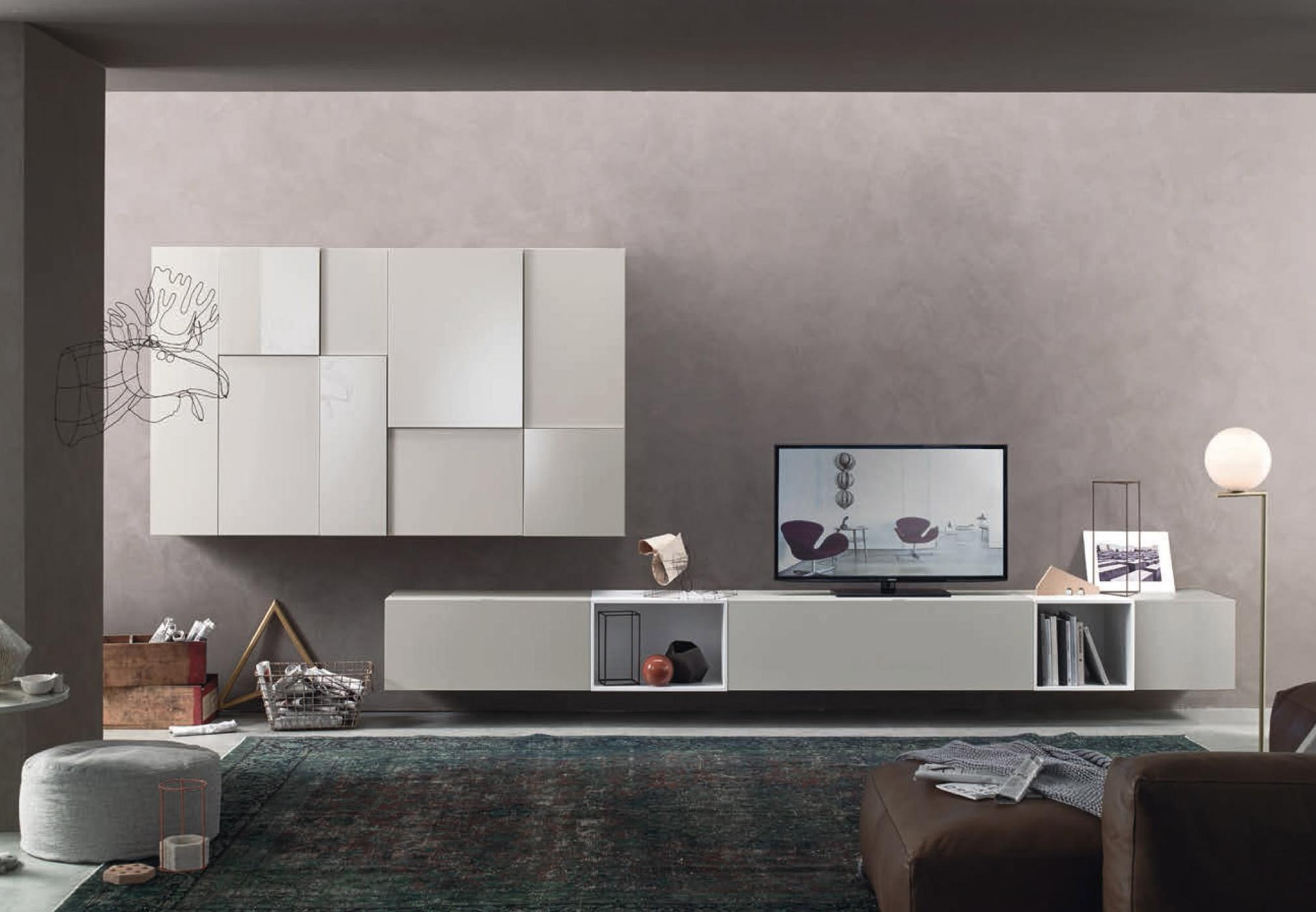 Ambienti Living Moderni.Arredamento Moderno A Lecce Con Le Soluzioni Di Dierre