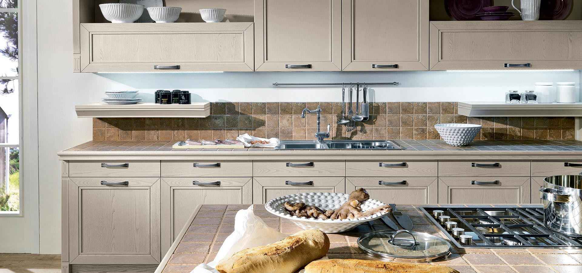 Arredamento cucine a Lecce con Dierre Arredamenti